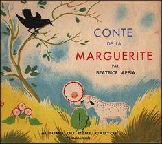 Conte de la marguerite Béatrice Appia Père Castor, 1935