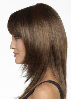 Straight Silky Long Hair Wig