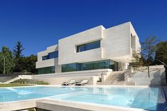 Symphony House by A-cero, Madrid - Spain