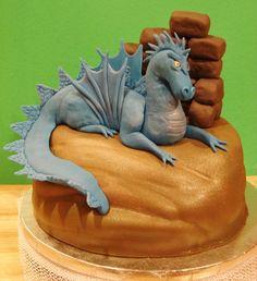 Image result for dragon cake
