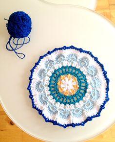 Little Crochet: Mandalas for Wink