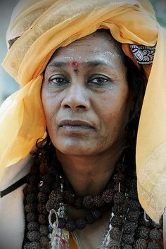Sadhvi    Haridwar, India