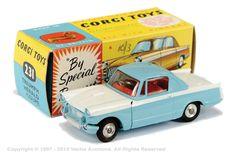 Corgi 231 Triumph Herald