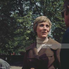 English actress and singer Julie Andrews, circa 1975.