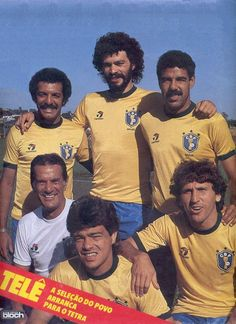 Santana e l'ineguagliato Brasile 1982: Junior, Socrates, Toninho Cerezo, Edinho e Zico Best Football Players, National Football Teams, Football Cards, Soccer Players, Football Soccer, Socrates, Zico, World Cricket, English Football League