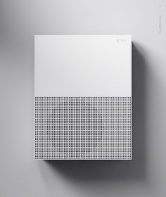 Designing the XBOX One S (2016) #CoolMinimalism