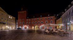 Regensburg Haidplatz.