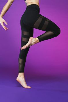 Your Highness Legging - Night - POPFLEX