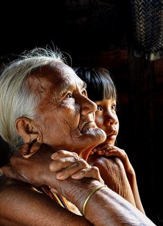 Photograph Two generations by Ngo Nguyen Huynh   Trung Tin on 500px