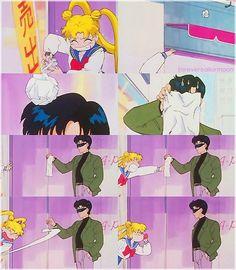 Sailor Moon (Episode #1)