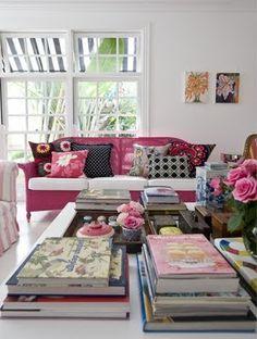 Salas pequenas e coloridas | Simples Decoracao | Simples Decoração