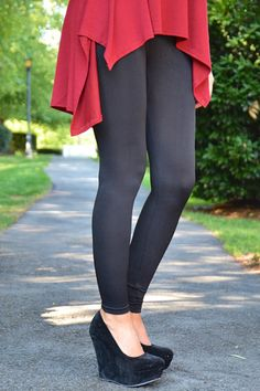 All Day Every Day leggings, black