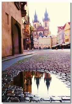 Prag-Cityhall
