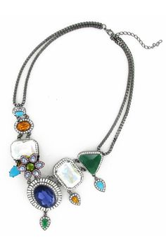 Erickson Beamon Jewelry | Erickson Beamon Rocks Jewelry Launch Fall 2013