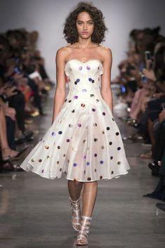 Zac Posen New York Spring/Summer 2017 Ready-to-Wear Collection | British Vogue