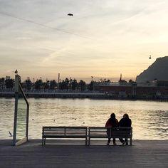 Romance in Barcelona