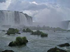 Travel to Argentina -Iguazú Falls