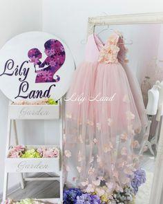 Birthday Girl Dress, Girls Party Dress, Birthday Dresses, Baby Dress, Party Dresses, Girls Dresses, Applique Dress, Flower Applique, Fairy Princess Costume