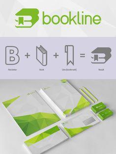 Bookline-Rebranding