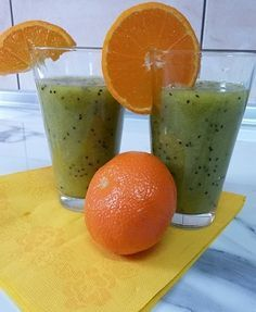 Kiwi Smoothie That Kills Fat Cells and Helps You Get Firm Body
