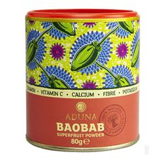 """Sheerluxe: """"The fruit of the African Baobab tree contains a higher Vitamin C count than oranges"""".  http://sheerluxe.com/2014/08/18/top-10-superfoods?utm_source=Adestra&utm_medium=email&utm_content=WHAT%27S%20TRENDING%20ON%20SL&utm_campaign=HOLLISTER%20%2829TH%20JULY%202016%29&utm_term=Daily"""