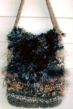Ravelry: Felted Purse and Tote Bag (F105) pattern by Cindy Fitzgerald