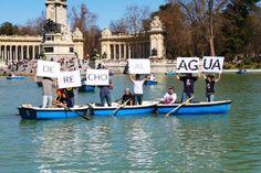 En movimiento por el Derecho Humano al Agua 2014