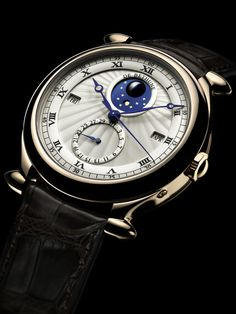 DB16 Tourbillon Regulator relógio por De Bethune