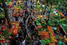 [Prop for Meidun markets] Funchal market- Madeira island
