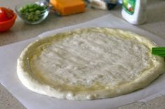 Perfect Homemade Pizza Crust – Tips and Tricks pizza dough – with lots of good tips to make homemade pizza dough No Salt Recipes, Cooking Recipes, Perfect Pizza Dough Recipe, Making Homemade Pizza, Czech Recipes, How To Make Pizza, Bread And Pastries, Sweet And Salty, Food 52