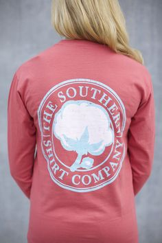 Southern Shirt Co. Long Sleeve tees have arrived at www.jrcriders.com