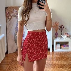 Cute vacation outfift Cute Vacation Outfits, Trendy Summer Outfits, Cute Casual Outfits, Pretty Outfits, Stylish Outfits, Spring Outfits, Summer Clothes, Holiday Outfits, Party Outfit Summer