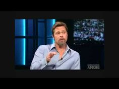 Brad Pitt Responds to Socialism in America - YouTube