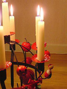 Candlestick - Toarpskrona - unique for Sweden | Flickr - Photo Sharing!