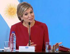Queen Maxima visits Argentina