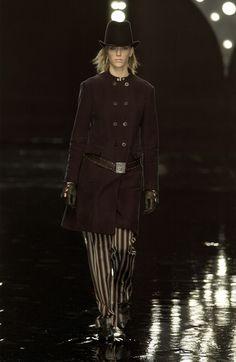Kenzo at Paris Fall 2002