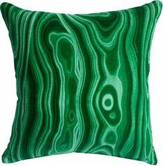 Malakos, Malachite pillows