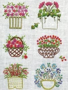 Handcrafting a satin stitch flower embroidery may well be a lost art in the near future. However, this is a skill that anyone can practice and learn and make beautiful embroidery handpieces for all occasions. Learn Embroidery, Hand Embroidery Stitches, Silk Ribbon Embroidery, Hand Embroidery Designs, Embroidery Art, Cross Stitch Embroidery, Freetime Activities, Art Tribal, Japanese Embroidery