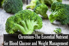 Chromium is and essential nutrient required for blood glucose control and the management od a healthy appetite, yet why do so many of us have no idea about it ? This article contains the following: Chromium   Food Sources   The Health Benefits of Chromium   Diabetes   Weight Management. #chromium #chromiumpicolinate #diabetes #diabetic #weightmanagement #bloodglucosecontrol