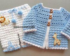 Crochet Pattern Baby INSTANT DOWNLOAD Baby por SuesUpcyclednVintage