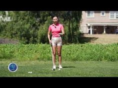 [Golf with Aimee] Aimee's Golf Lesson 007: Driving Under Pressure! - YouTube