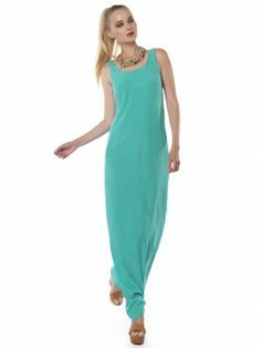 #mint_dress Maxi Dresses, Summer Dresses, Mint Dress, Fashion, Mint Gown, Moda, Summer Sundresses, Fashion Styles