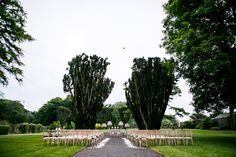 Outdoor Wedding Ceremony in Tankardstown's Walled Garden Walled Garden, Wedding Ceremonies, Dolores Park, Outdoor, Outdoors, Fenced Garden, Wedding Ceremony, Outdoor Games, The Great Outdoors