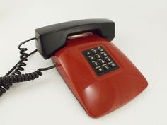 Formula One telephone. Did not win; forgot to bid.