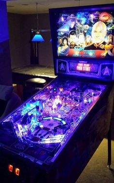 Mirror blades, cliffy protector on neutral zone, New rubbers and fully LEDs.new score cards,system cleaned and waxed playfield. This game is in excellent condition and plays flawlessly. | eBay!