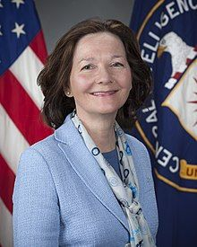 """Gina Haspel: a paralegal responsible for """"enhanced interrogation techniques"""" (torture) of terror suspects in the Thai equivalent of Guantanamo."""