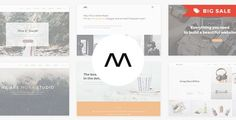 Built for Freelancers, Agencies and Startups, suitable for all Businesses Mora is an elegant portfolio solution for creative professionals building a website with WordPress. Includes ...