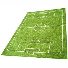 フットボールスタジアムラグ 140×200サイズ 35385yen フットボールスタジアムを再現したラグ