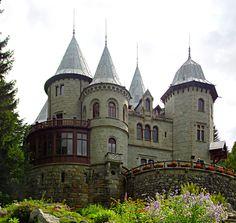 Castello Savoia - Valle d'Aosta by Gianni Armano, on Flickr
