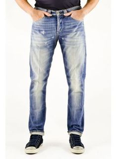 PANTALONE HI-SAM DOND UP